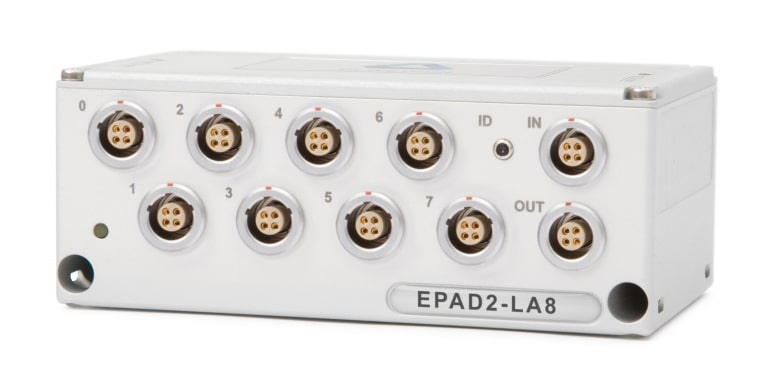 quasi-static channel expansion EPAD2-LA8