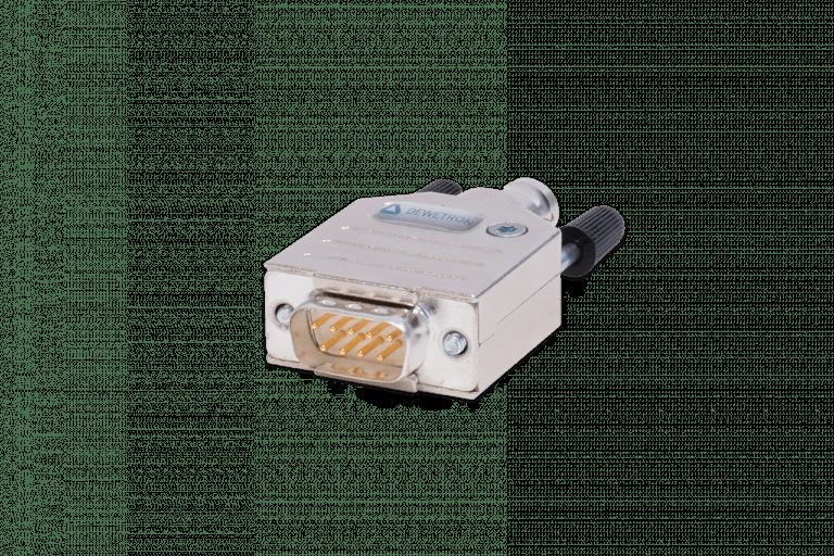 Adapter D-SUB-9-to BNC socket