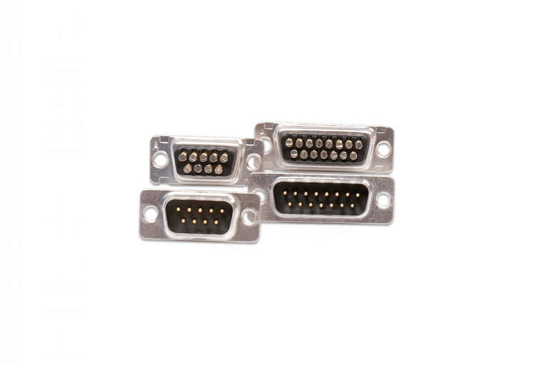 Connector Set with Screws